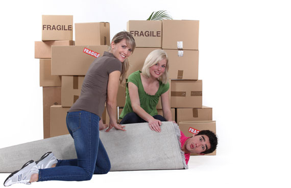Friends Helping You Move in Calgary - Movers Calgary