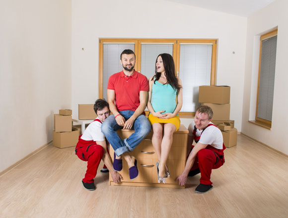 Residential Movers Calgary - Local Movers Calgary