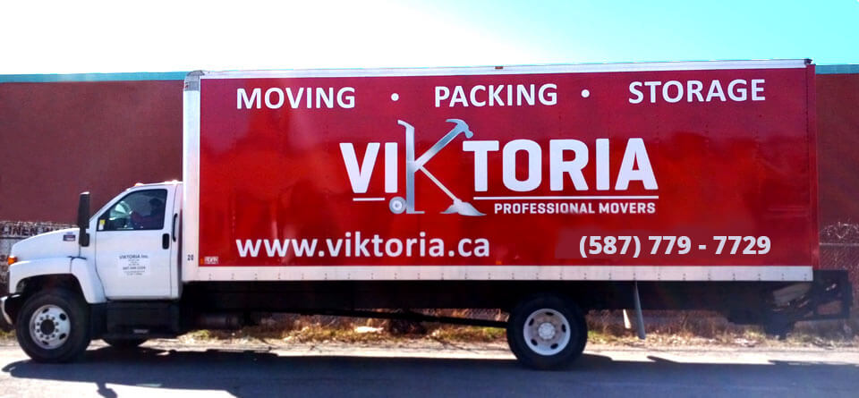 Movers Calgary - Moving Company Calgary