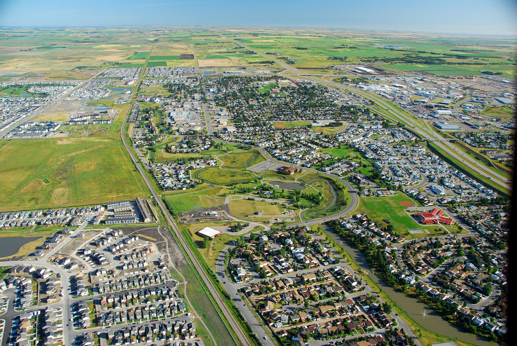 Airdrie Property Tax Map