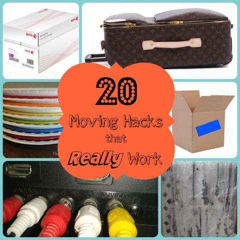 20 Moving Hacks - Movers Calgary